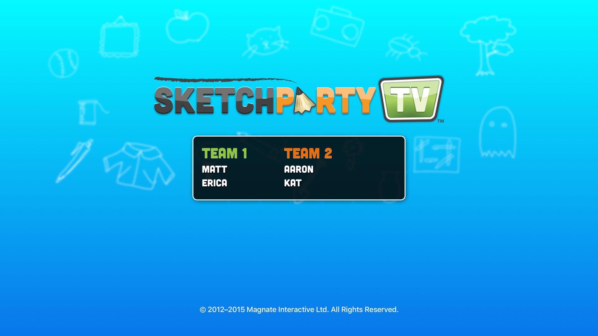 SketchParty TV screenshot 8