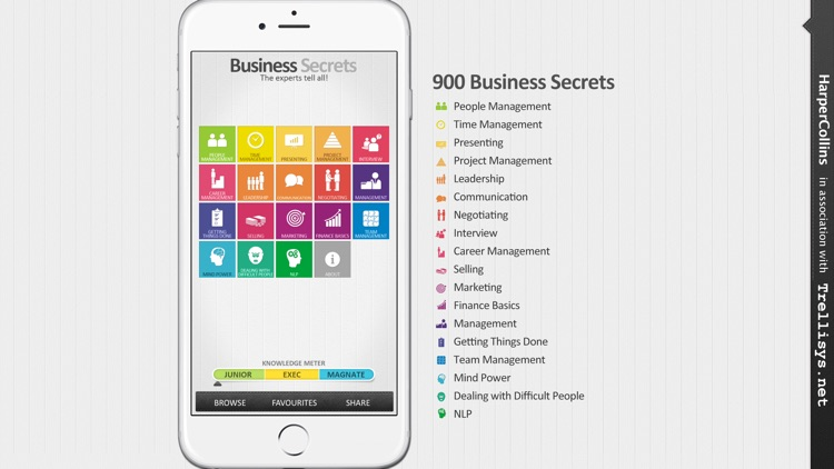 Business Secrets