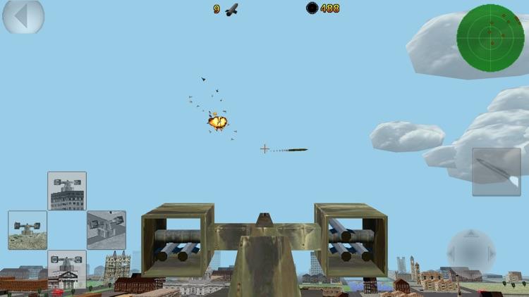 Patriotic Missile 3D Lite screenshot-4