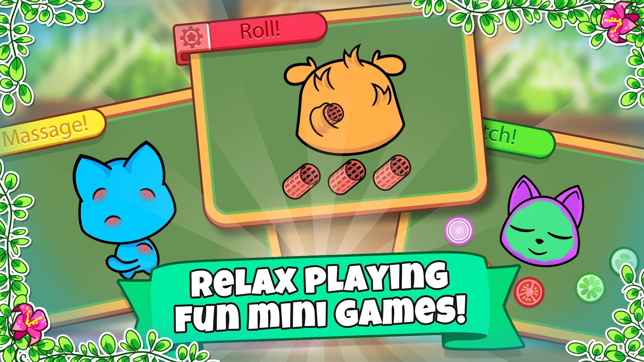 Forest Folks - Pet Spa and Animal Resort Game Screenshot