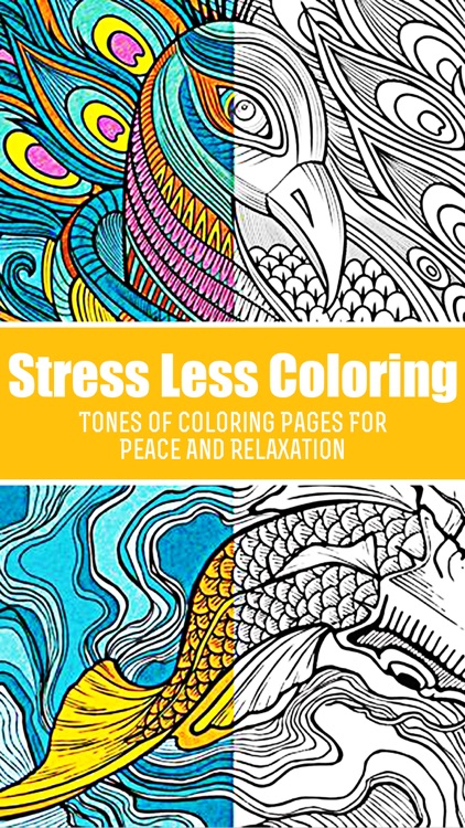 Colorkit - Coloring Book For Adults - Free