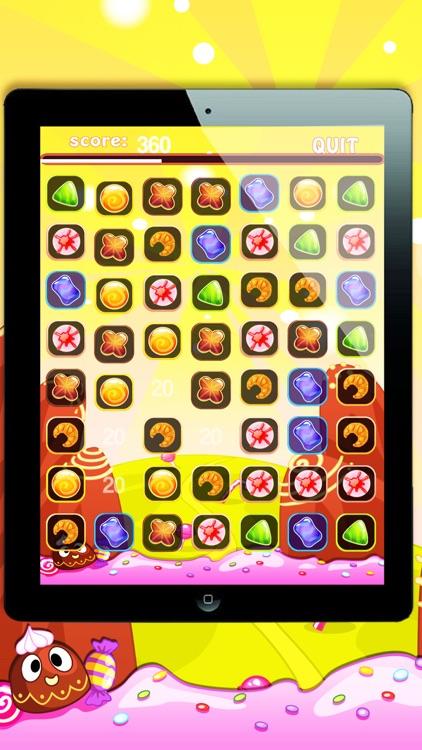 Candy House - Sweet Crush Fun screenshot-3