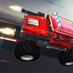InRoad truck racing overkill : combat & destroy racing game