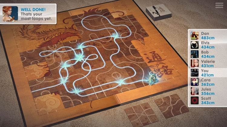 Tsuro - The Game of the Path screenshot-2