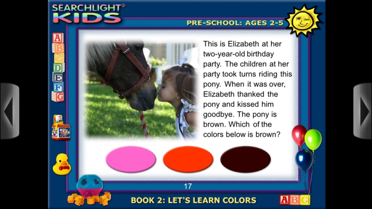 Searchlight® Kids: Let's Learn Colors screenshot-2