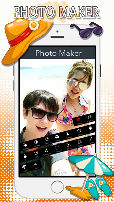 Photo Maker - Photo Creator and Picture Enhancer Editor For