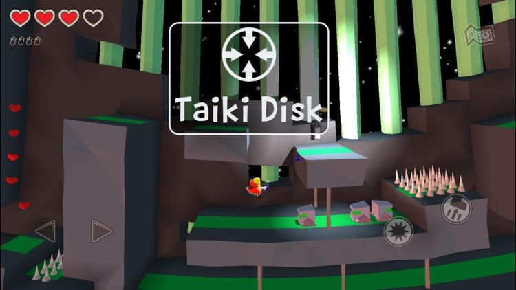 Momoka: An Interplanetary Adventure screenshot-4