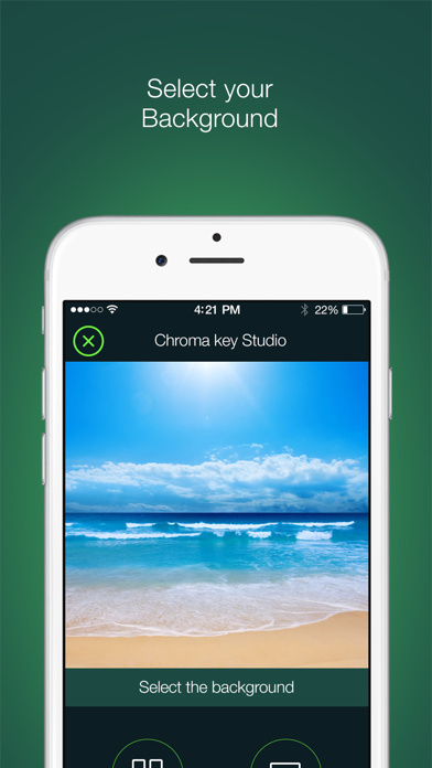 Green Screen App - (A Chroma key Studio Pro) - Real time keying effect  |  App Price Drops