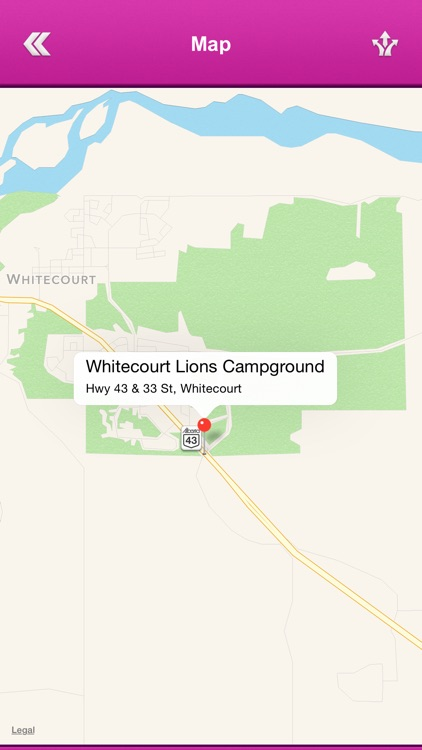 Alberta Campgrounds & RV Parks screenshot-4