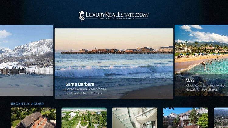 Luxury Real Estate TV