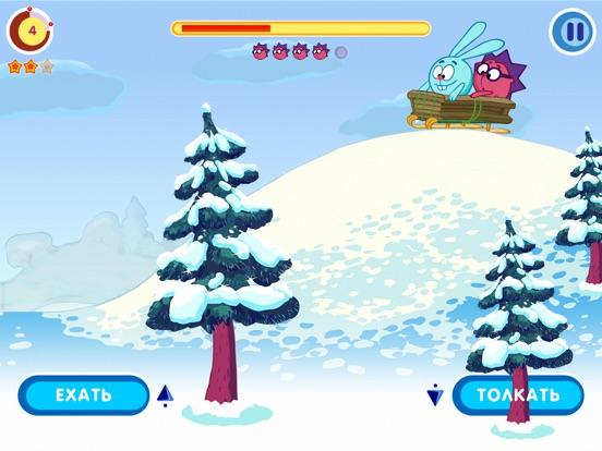 Игра Смешарики. Прощай, зима!