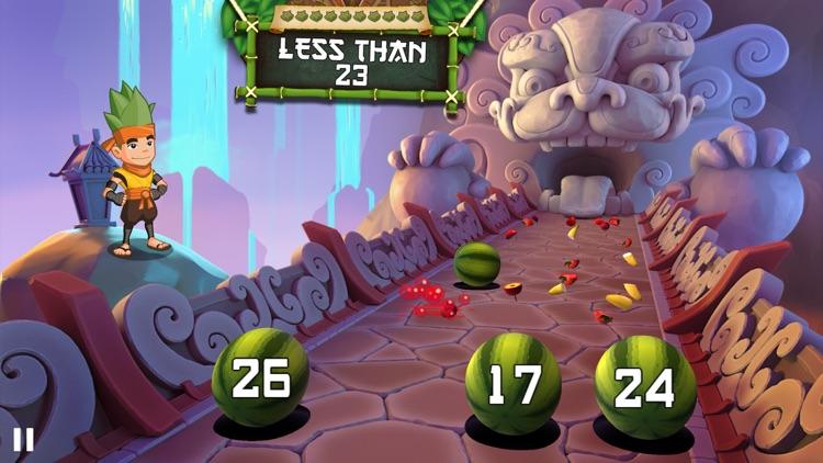 Fruit Ninja Academy: Math Master screenshot-3
