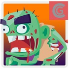 Zombie Run Fun Free - The fury zombie ninja assassin with sword mini run game to survival icon