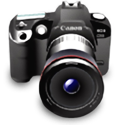 Ultra-high Pixel Camera (Free) icon