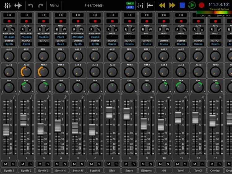 Auria Pro - Music Production