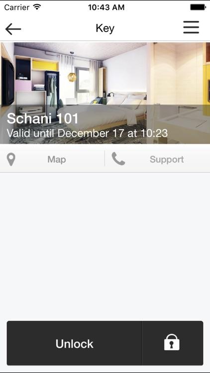 Schani Mobile Key