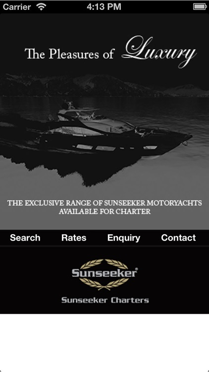 Sunseeker Charters screenshot-0