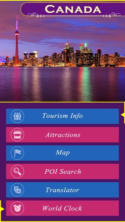 Canada Tourist Guide