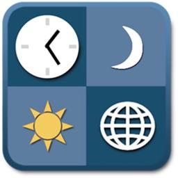 VelaClock Sun/Moon