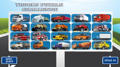 AAA³ Trucks Puzzle Challenge - Puzzle Games for kids for