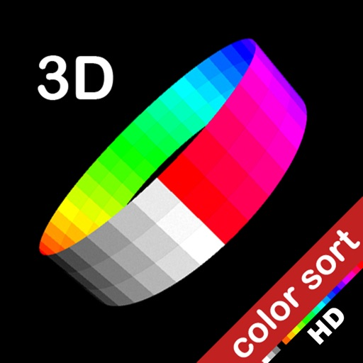 3D Photo Ring HD - Gorgeous Carousel-Based Picture Browser With Color Sorting