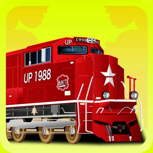 Train Games - Free Educational Jigsaw Puzzles for Kids and Preschool Toddler Learning Railway Vehicle Engine Transport and Love Locomotive Labs Power