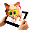 ARKids - Сoloring book for kids. 3D effect augmented reality kid game.