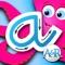 App Icon for Dibuja el abecedario - Versión completa App in El Salvador IOS App Store