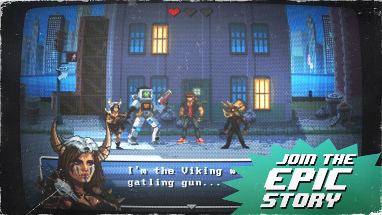 Kung Fury: Street Rage screenshot-1