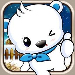 Jumper Polar Bear - A Endless Arcade Corssy Road Game