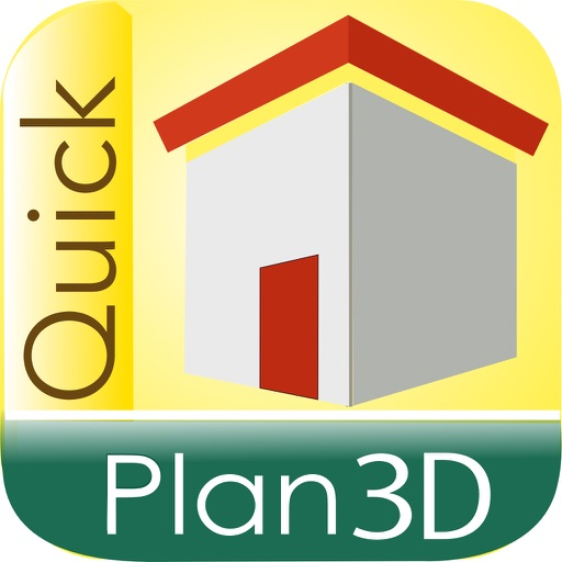 QuickPlan 3D - Design your home floor plans