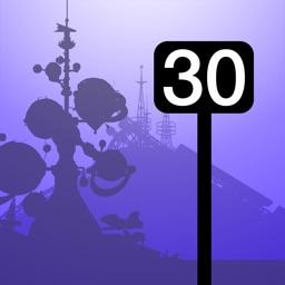 Wait Times for Disneyland Paris