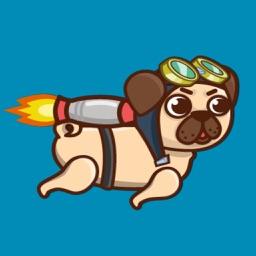 Rocket Pug