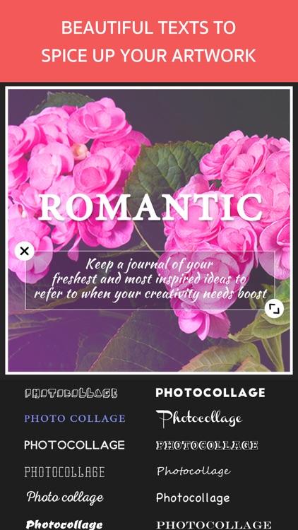 Photo Frame Editor – Pic Collage Maker Free screenshot-3