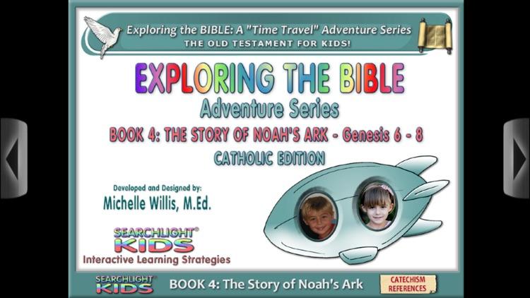 Searchlight® Kids: Exploring the Bible 4 Catholic Edition (TS U