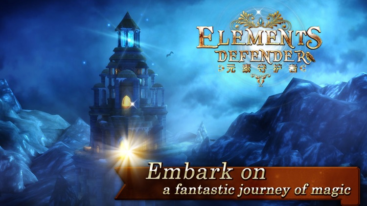 Elements Defender screenshot-4