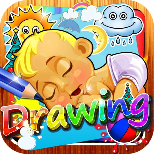 Drawing Desk Easy Draw With Kids Draw And Paint Coloring Book Edition Apps 148apps