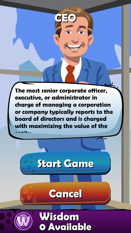 "GAME OF CHOICES II ""The career coach, life mentor, success guru & career test app"" screenshot-3"