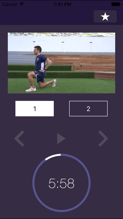 7 min Butt Workout: Booty Exercises to Get Brazilian Buttocks Muscles - Exercise Plan for Glutes and Thighs screenshot-4
