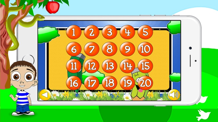 Find  The Number Games