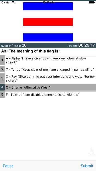 Sailing School review screenshots
