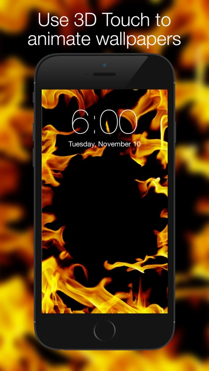 Live Wallpapers - Custom Backgrounds and Themes