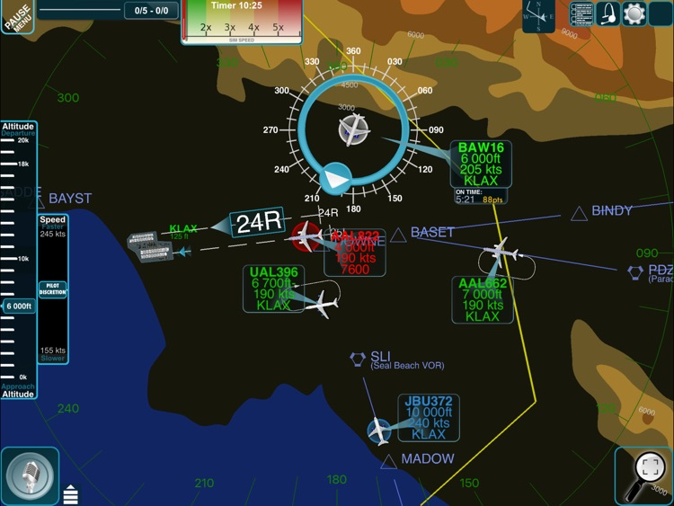 ATC Voice - Air Traffic Control Voice Recognition screenshot-4