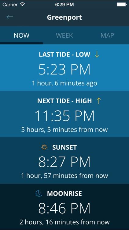 Tides Near Me