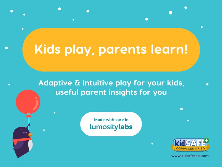 LumiKids Snow, Early Learning Play for Kids screenshot-0
