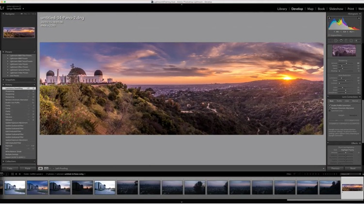 Learn How to Retouch in Lightroom CC/6 Edition screenshot-3