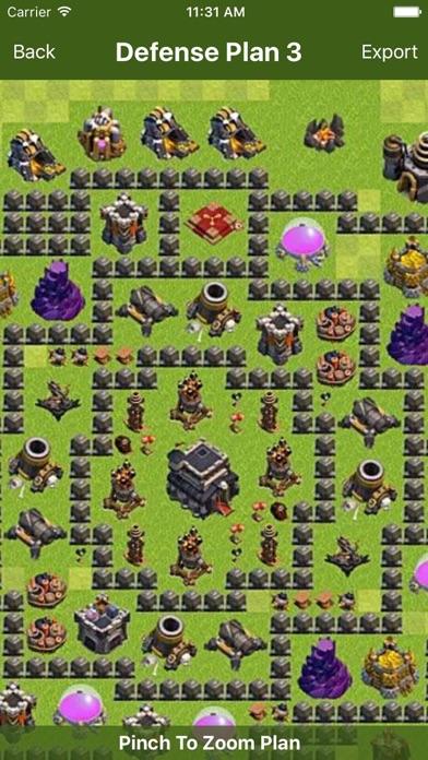 Herunterladen Maps and Layouts for Clash of Clans für Pc