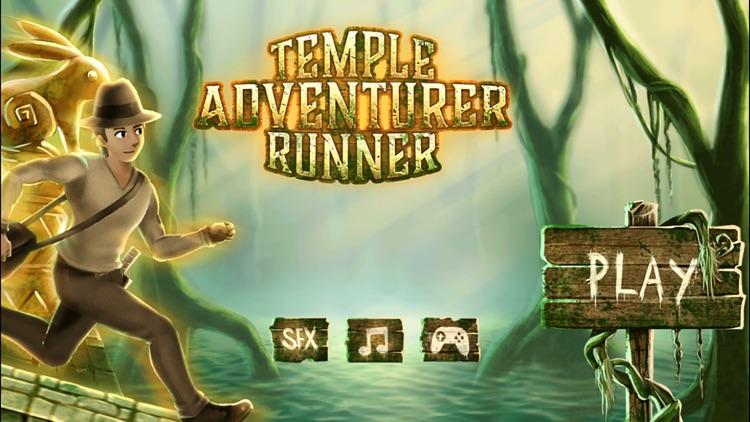 Temple Adventure Runner 2017