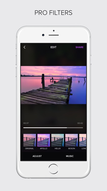 Moonlight-Video Editor By InstaSize screenshot-3