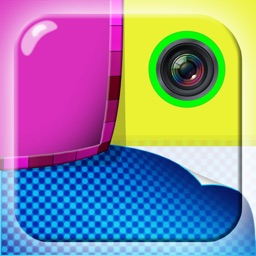 Split Photo Collage Maker with Pic Borders and Filter Effects